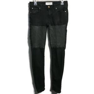 Textile Elizabeth and James Jett Skinny Jeans 27